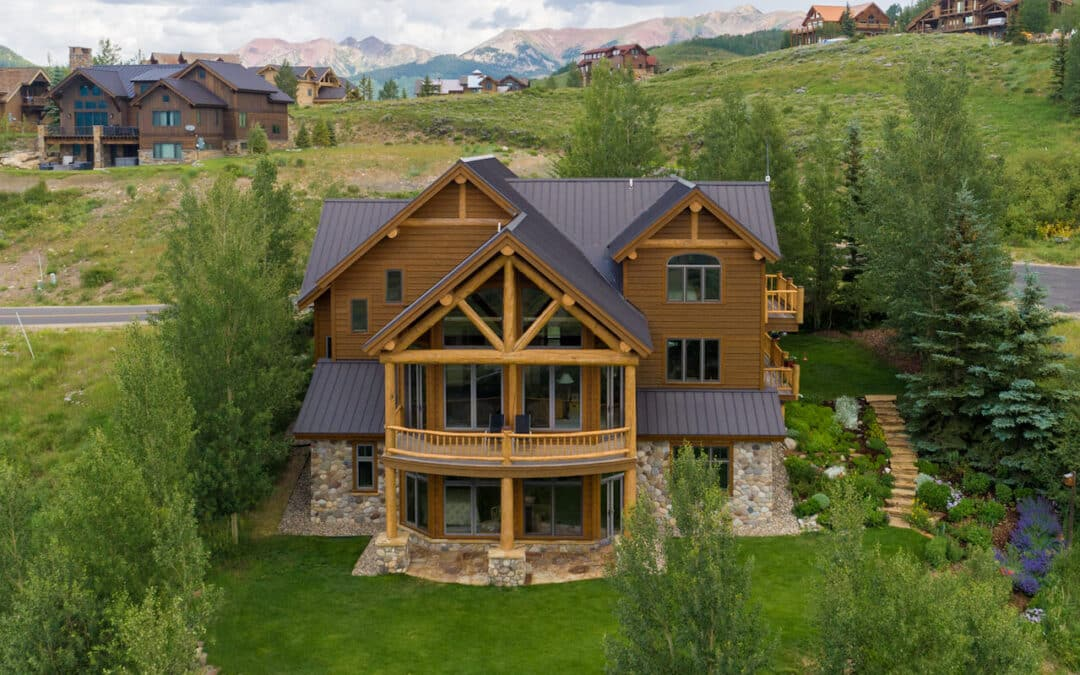 Under Contract ~ 26 Summit Road, Mt. Crested Butte
