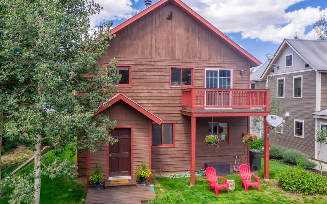 Sold ~ 19 Teocalli Avenue, Crested Butte