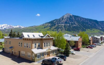 Sold ~ 427 Belleview Avenue, unit 103 & 104, Crested Butte