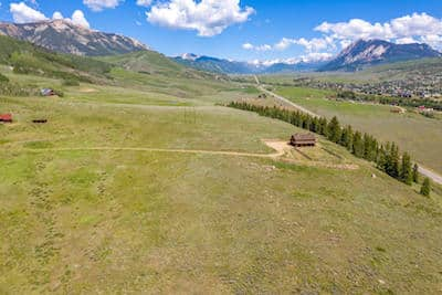 710 Red Mountain Ranch Road, Crested Butte