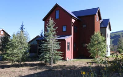 Sold ~ 72 Endner Place, Unit A, Crested Butte