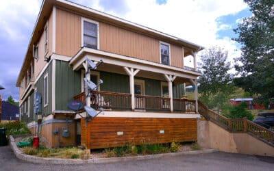 Sold ~ 110 Pitchfork Drive, Unit A, Mt. Crested Butte