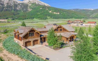 Sold ~ 340 Wright Ranch Road, Crested Butte