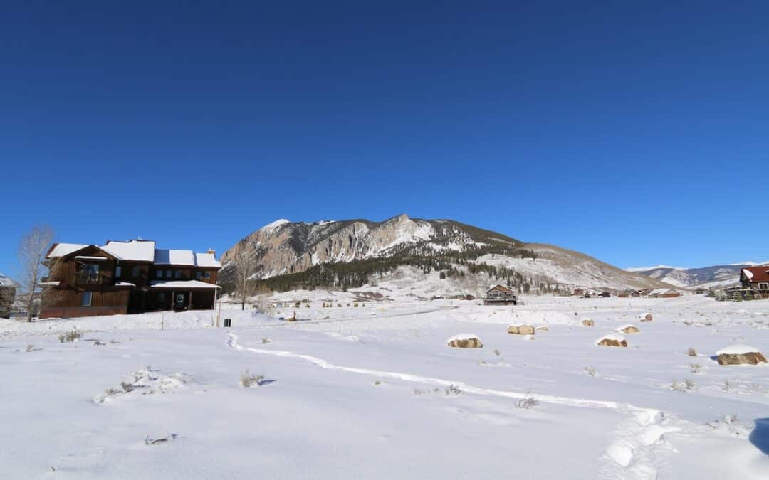 New Listing ~ 494 White Stallion Circle, Crested Butte