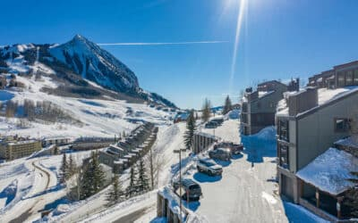 Under Contract ~ 11 Morning Glory Way, Unit 13, Mt. Crested Butte