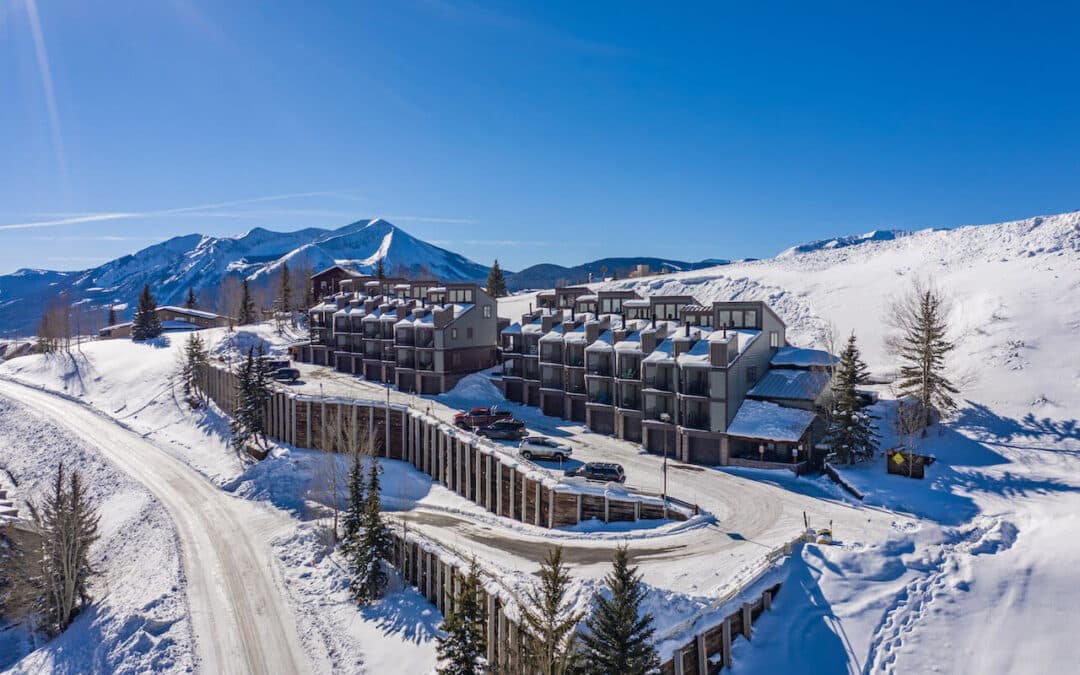 Eagles Nest - 11 Morning Glory Way, Unit 14, Mt. Crested Butte (MLS 777623)