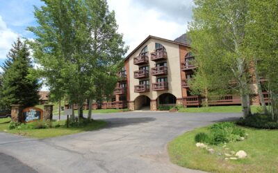 New Listing ~ 350 Country Club Drive, Unit 308A, Crested Butte