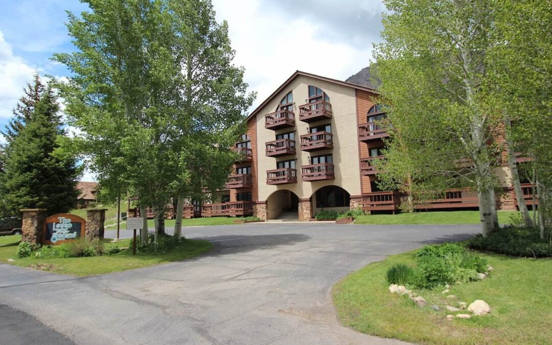 Under Contract ~ 350 Country Club Drive, Unit 308A, Crested Butte