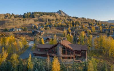 Under Contract ~ 4 Silver Lane, Mt. Crested Butte
