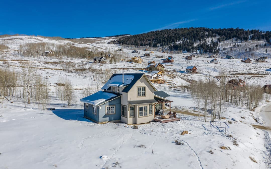 Under Contract ~ 473 Zeligman Street, Crested Butte