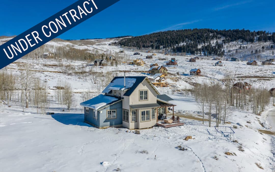 New Listing ~ 473 Zeligman Street, Crested Butte