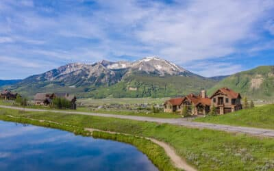 Under Contract ~ 1025 Skyland Drive, Crested Butte