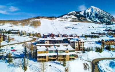 New Listing ~ 11 Hunter Hill Road, Unit 301, Mt. Crested Butte