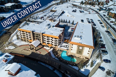 Grand Lodge - 6 Emmons Road, Unit 280, Mt. Crested Butte is under contract