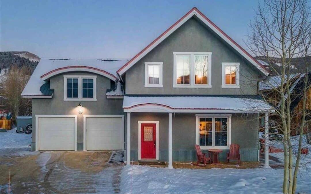 Sold ~ 76 Kubler Street, Crested Butte