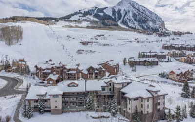 New Listing ~ 9 Hunter Hill Road, Unit 301, Mt. Crested Butte