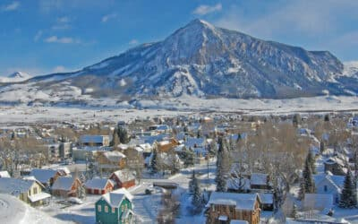 Crested Butte Went From A Vacation Destination To A Red-Hot Home Market