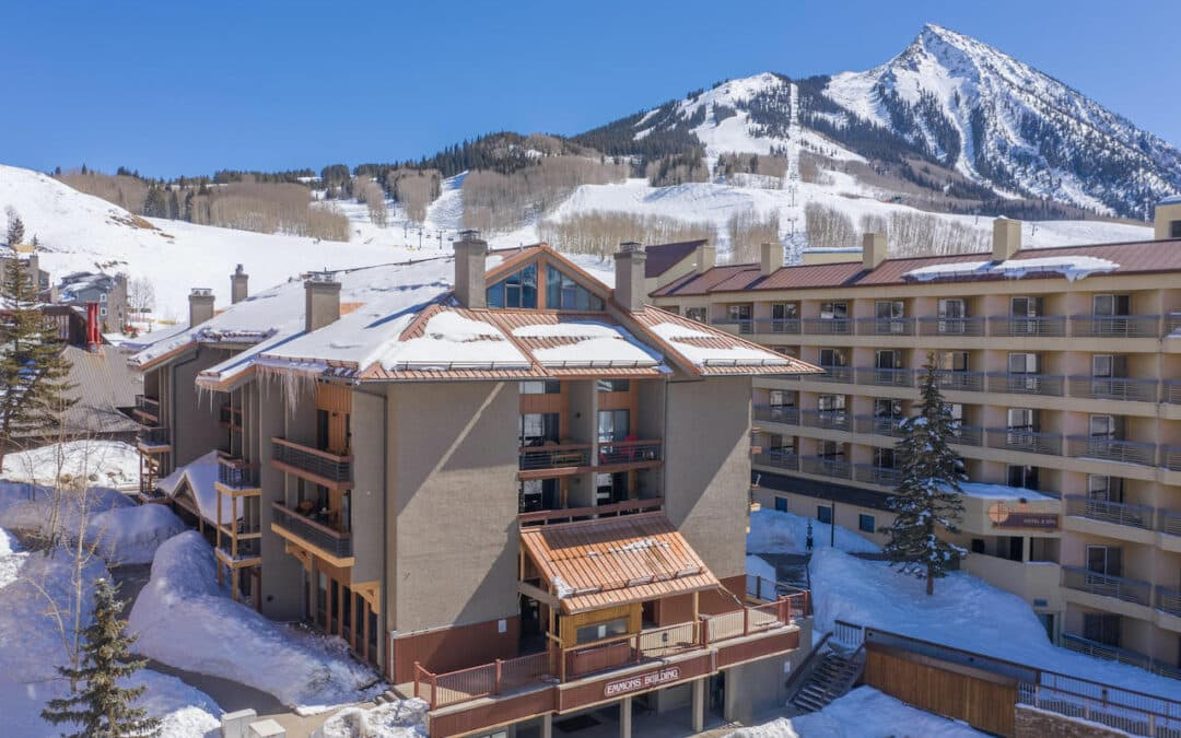 Sold ~ 11 Emmons Road, Unit 328 & 427, Mt. Crested Butte
