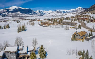 Under Contract ~ 345 Skyland Drive, Crested Butte