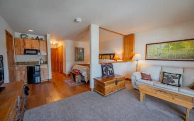 New Listing ~ 350 Country Club Drive, Unit 212A, Crested Butte