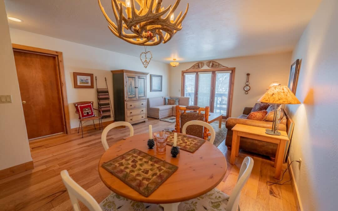 New Listing ~ 350 Country Club Drive, Unit 214A, Crested Butte