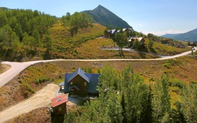 Under Contract ~ 41 Cinnamon Mountain Road, Mt. Crested Butte