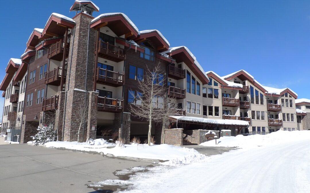 Sold ~ 9 Hunter Hill Road, Unit 301, Mt. Crested Butte