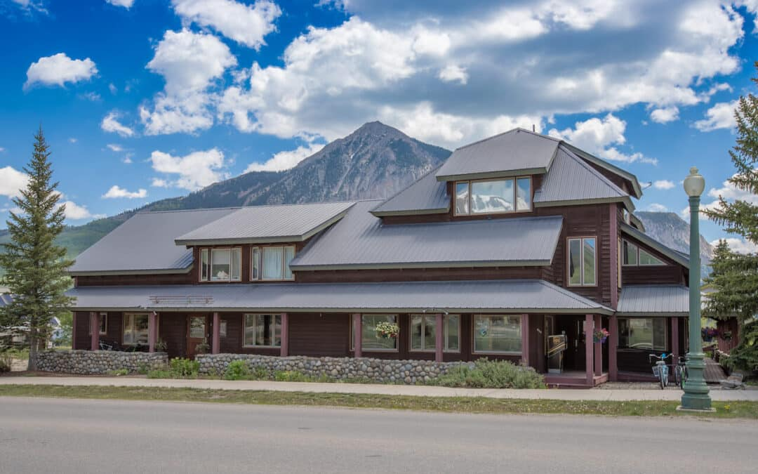 Under Contract ~ 214 Sixth Street, Units 5 & 6, Crested Butte