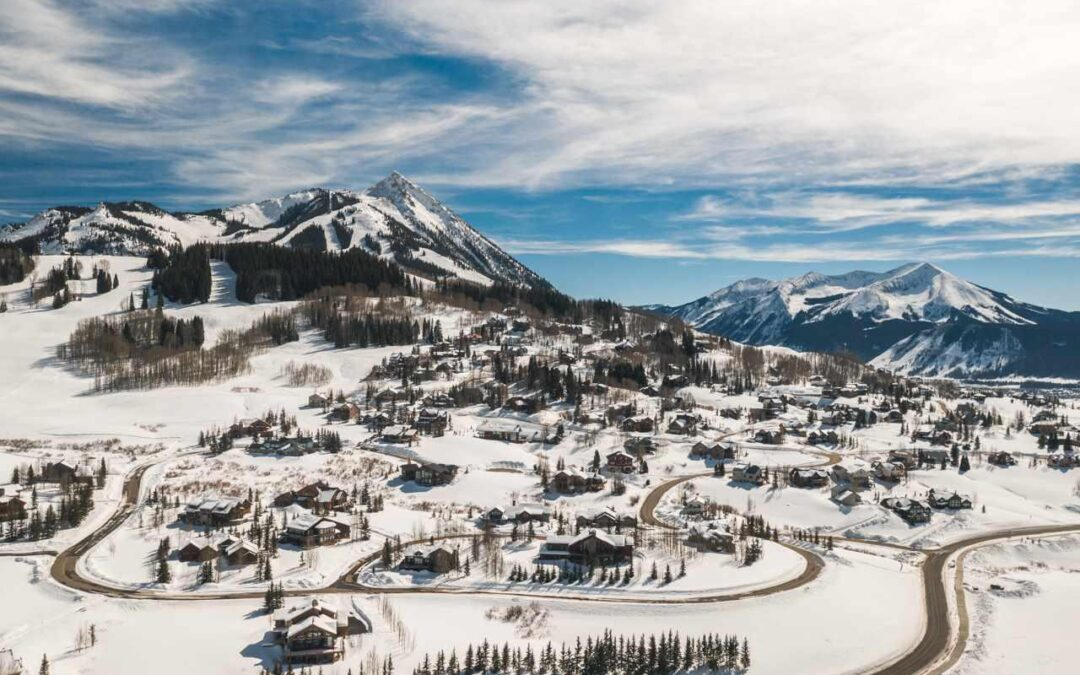 Under Contract ~ 5 Gold Link Drive, Mt. Crested Butte